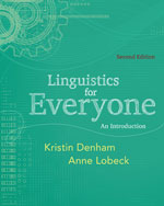 Linguistics for Everyone: An Introduction, 2nd Edition, 978-1-111-34438-2