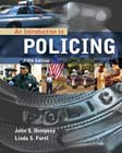 Bundle: An Introduction to Policing, 5th + WebTutor™ ToolBox for Blackboard® Printed Access Card, 978-0-538-76322-6