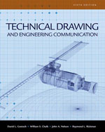 Workbook for Goetsch/Chalk/Rickman/Nelson's Technical Drawing and Engineering Communication, ISBN-13: 978-1-4283-3584-4