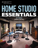 Home Studio Essentials, 1st Edition, 978-1-59863-839-4