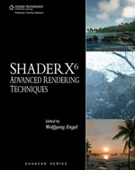 ShaderX6: Advanced Rendering Techniques, 1st Edition, 978-1-58450-544-0