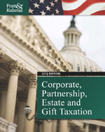 Study Guide for Pratt/Kulsrud's Corporate, Partnership, Estate and Gift Taxation 2013, 7th, 978-1-133-49616-8