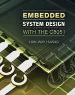 Embedded System Design with C8051, 1st Edition, 978-0-495-47174-5