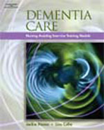 CD for Nasso/Celia's Dementia Care: InService Training Modules for Long-Term Care, 978-1-111-32256-4