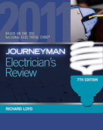 Journeyman Electrician's Review, 7th Edition, 978-1-4390-5944-9