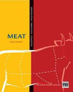 Kitchen Pro Series: Guide to Meat Identification, Fabrication and Utilization, 1st Edition, 978-1-4283-1994-3