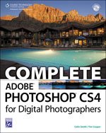 Complete Adobe Photoshop CS4 for Digital Photographers, 1st Edition, 978-1-58450-685-0