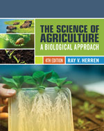 Lab Manual for Herren's The Science of Agriculture: A Biological Approach, 4th, 978-1-4390-5774-2