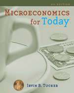 Study Guide for Tucker's Microeconomics for Today, 6th, 978-0-324-78206-6