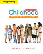 Cengage Advantage Books: Childhood: Voyages in Development, 4th Edition, 978-0-495-90437-3