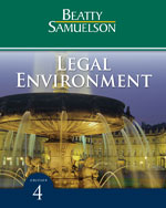 Bundle: Legal Environment, 4th + Business Law Digital Video Library Printed Access Card, 978-1-111-08048-8