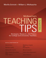 McKeachie's Teaching Tips, 14th Edition, 978-1-133-93679-4