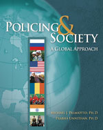 Policing and Society: A Global Approach, 1st Edition, 978-0-534-62343-2