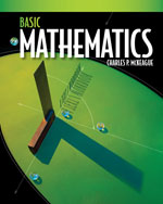 Student Solutions Manual for McKeague's Basic Mathematics, 7th, ISBN-13: 978-0-495-55976-4