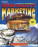 Hospitality Marketing, 1st Edition, 978-0-538-43208-5