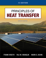 Principles of Heat Transfer, SI Edition, 7th Edition, 978-1-4390-6186-2
