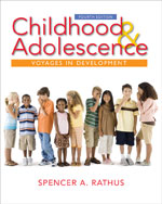 Bundle: Childhood and Adolescence: Voyages in Development, 4th + WebTutor on Blackboard Printed Access Card, 978-1-111-41382-8