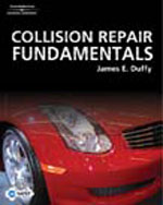 Student Workbook and Activity Guide for Duffy's Collision Repair Fundamentals, 978-1-4180-1337-0