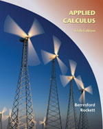Student Solutions Manual for Berresford's Applied Calculus, 5th, ISBN-13: 978-0-547-16989-7