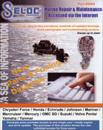 Seloc Online: Marine Repair & Maintenance Internet Access CD, 1st Edition, 978-0-89330-075-3