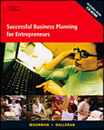 Successful Business Planning for Entrepreneurs (with CD-ROM), 1st Edition, 978-0-538-43921-3
