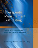 Therapeutic Measurement and Testing: The Basics of ROM, MMT, Posture and Gait Analysis, 1st Edition, 978-1-4180-8080-8