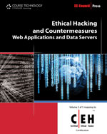 ePack: eBook: Ethical Hacking and Countermeasures: Web Applications and Data Servers + Student Resource Center Instant Access Code, 1st Edition, 978-1-133-62324-3