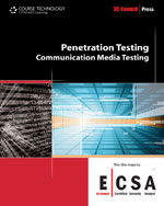 Student Resource Center Instant Access Code for EC-Council's Penetration Testing: Communication Media Testing, 1st Edition, 978-1-111-31095-0