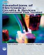 Foundations of Electronics: Circuits & Devices Conventional Flow (Book Only), 2nd Edition, 978-1-111-32209-0