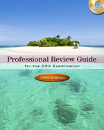 Professional Review Guide for the CCA Examination, 2008 Edition, 1st Edition, 978-1-4354-1934-6