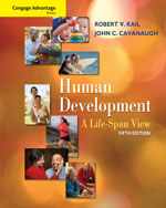 Bundle: Cengage Advantage Books: Human Development: A Life-Span View, 5th + CengageNOW with eBook Printed Access Card, 978-0-538-78852-6