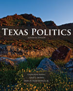 Student Guide for Texas Politics and You, ISBN-13: 978-0-495-89828-3