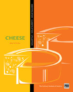 Kitchen Pro Series: Guide to Cheese Identification, Classification, and Utilization, 1st Edition, 978-1-4354-0117-4