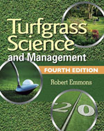 Turfgrass Science and Management, 4th Edition, 978-1-4180-1330-1