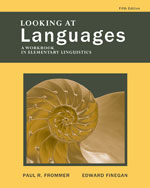 Looking at Languages: A Workbook in Elementary Linguistics, 5th Edition, 978-0-495-91231-6