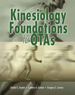 Kinesiology Foundations for OTAs, 1st Edition, 978-1-4283-3511-0