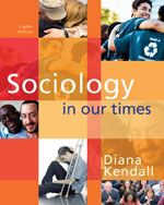 Study Guide for Kendall's Sociology in Our Times, ISBN-13: 978-0-495-90511-0
