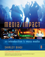 Media/Impact: An Introduction to Mass Media, 2009 Update, 8th Edition, 978-0-495-56596-3