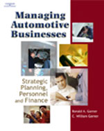 Managing Automotive Businesses: Strategic Planning, Personnel and Finances, 1st Edition, 978-1-4018-9896-0