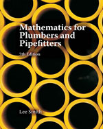 Mathematics for Plumbers and Pipefitters, 7th Edition, 978-1-4283-0461-1