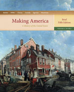 Bundle: Making America: A History of the United States, Volume I: To 1877, Brief, 5th + U.S. History Resource Center and Interactive eBook Printed Access Card, 978-0-538-45637-1