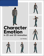 Character Emotion in 2D and 3D Animation, 1st Edition, 978-1-59863-381-8