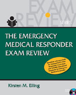 Emergency Medical Responder Exam Review, 1st Edition, 978-1-4180-7286-5