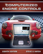 Computerized Engine Controls, 8th Edition, 978-1-4283-9996-9