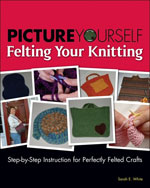 Picture Yourself Felting Your Knitting, 1st Edition, 978-1-59863-485-3