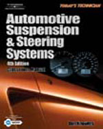 Today's Technician: Automotive Suspension and Steering Systems, 4th Edition, 978-1-4018-9682-9