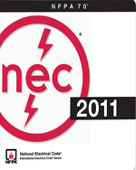 National Electrical Code 2011, 1st Edition, 978-0-87765-915-0