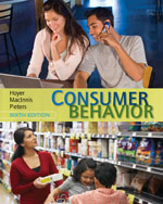 Consumer Behavior, 6th Edition, 978-1-133-43521-1