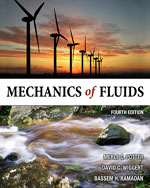 Mechanics of Fluids, 4th Edition, 978-0-495-66773-5