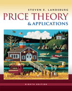 Price Theory and Applications (with Economic Applications, InfoTrac® 2-Semester Printed Access Card) , 8th Edition, 978-0-538-74645-8
